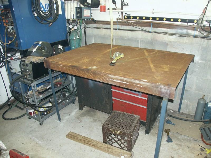 Welding Work Bench